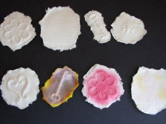 Paper casts