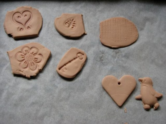 Sculpty Moulds