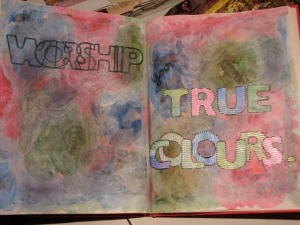 true colours spread