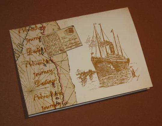 Sunday Postcard Travel - grand ships