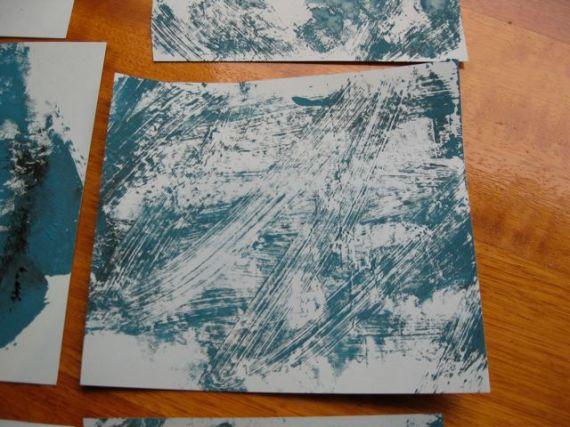 First mono prints