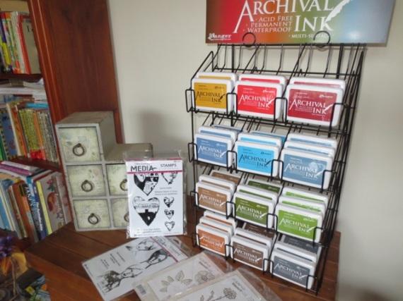 Ranger Archival Inks